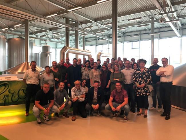 Stichting Zomerfeesten Epse bedankt de sponsors en vrijwilligers met een dagje uit